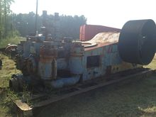 Emsco D-1000 Duplex Mud Pump #1
