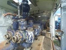 Emsco DC-700 Mud Pump & C18 Die