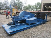 Gaso 1560 4x10 Duplex Mud Pump