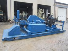Gaso 1500 4x10 Duplex Mud Pump