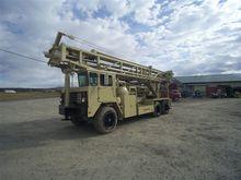1985 Ingersoll-Rand T4W Drill R
