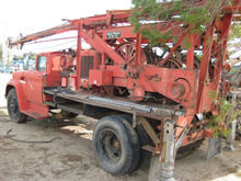 Bucyrus Erie 22W Cable Tool Rig