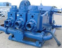 IDECO T-1000 Triplex Mud Pump #