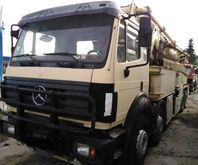 1992 Mercedes 2629 Pump Swing T