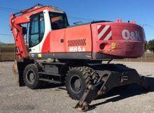 2007 O & K MH6.6 Wheel Excavato