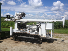 Used Simco 5000 Dril