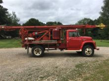 1961 Speedstar Cable Tool Rig #