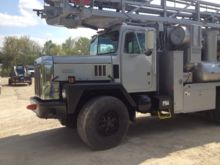 1991 Driltech D40K Drill Rig DH