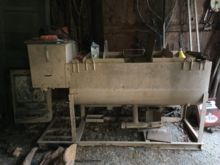 Grout Mixing Tub - Complete