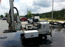 2005 Geoprobe® 66DT Drill Rig