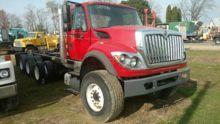 2014 International 7600 Truck #