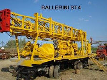 Ballerini ST4 Drill Rig #3219