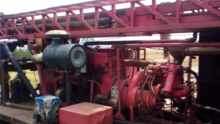 Schramm T64HB Drill Rig #12925
