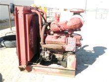 Detroit 6V92 Diesel Engine - be