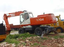 Used Atlas 1704 Exca