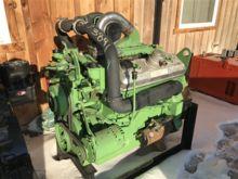 Detroit 8V92 Diesel Engine #129