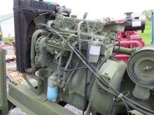 1986 Perkins 4.236 Diesel Engin