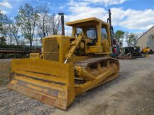 1972 Caterpillar D7F Bulldozer