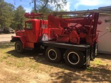 Bucyrus Erie 20W Cable Tool Rig
