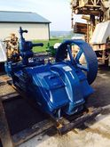 OilWell 6x12 Duplex Mud Pump #4
