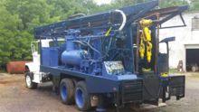 1977 Speedstar SS-15 Drill Rig