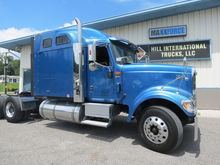 2006 International 9900  DOT RE