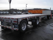 2016 Mac Trailers Flatbed 52K B
