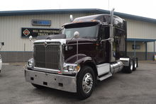 2007 International 9900   DOT R