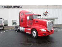2011 Kenworth T-660