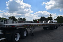2016 MAC Trailers Flatbed (72K