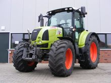 2011 CLAAS Arion 540 CIS