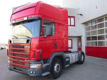 2003 Scania R 124 420 EURO 3