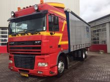 2006 DAF FAN XF 95.380 EURO 3