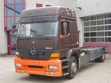 1999 Mercedes Benz Atego 1928 L