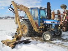 Used FORD 7710 in Ea