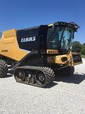 2010 CLAAS LEXION 770TT
