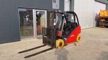 2003 Forklift Linde H25T
