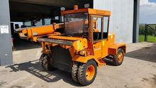 1990 Concrete crusher Arrow D50