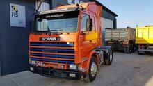1987 Scania 142M 420