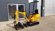 2016 Mini excavator JCB 8008 CT