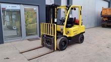 2009 Forklift Hyster H3.0FT