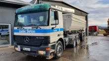 2002 Mercedes-Benz ACTROS 2643
