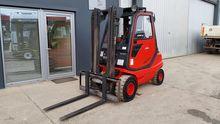 1996 Forklift Linde H30D