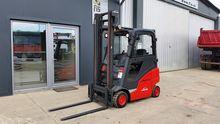 2007 Forklift Linde H14D