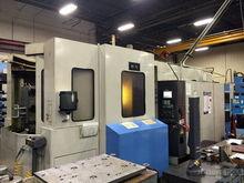MAZAK Horizontal machining cent