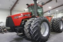 2011 CASE IH STEIGER 435 HD