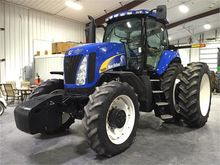 Used 2011 HOLLAND T8
