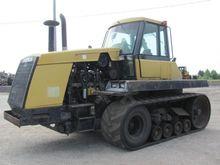 1992 Caterpillar CH75 Farm Trac