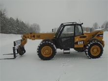 Used CATERPILLAR TH3