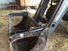 Quicke BMS 170 Versatile bucket